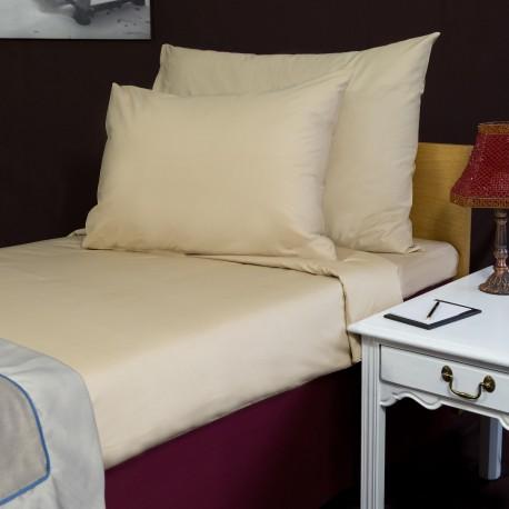Pillow case 63*83 cm beige