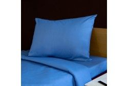 Pillow case 52*62 cm, light blue