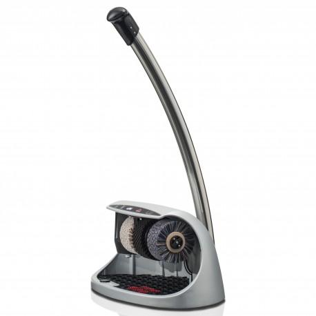 Shoe polisher machine Cosmo Plus, silver