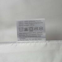 Pillow 50*60 cm, flame retardant Trevira