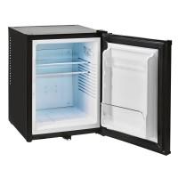 Minibar solid door 40 L, black