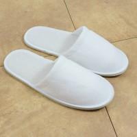 Terry slipper closed toe (5mm sole)