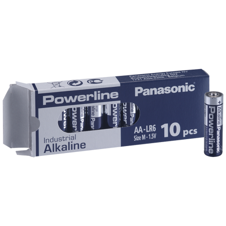 Patareid 10 tk, Panasonic