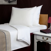 Duvet cover 210*230, Hilton stripe 4 mm double
