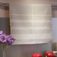 Кухонное полотенце 50*70 см светло-серое
