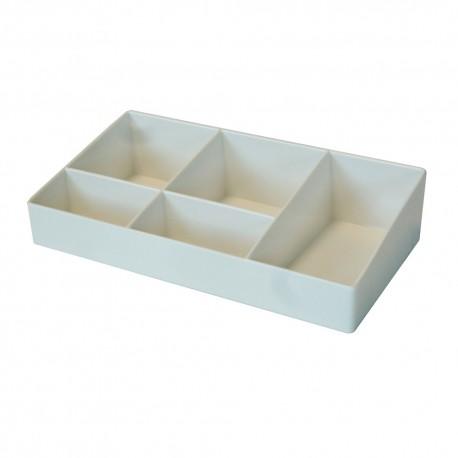 Sachet tray ivory