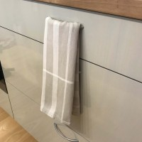 Kitchen towel 50*70 cm light grey
