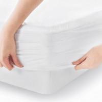 Mattress protector waterpr 90*200cm, skirt