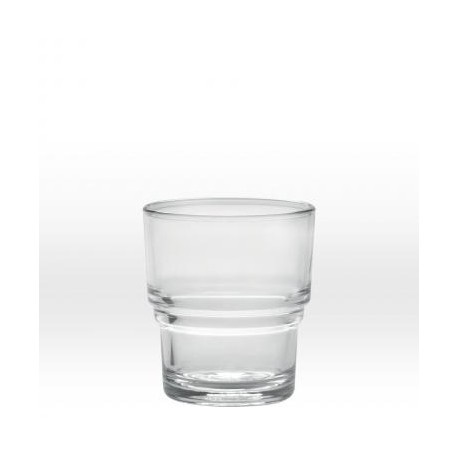 Tumbler Bistro 21 cl, tempered glass