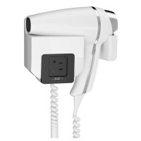 Hair dryerClipper II 1400 W, white