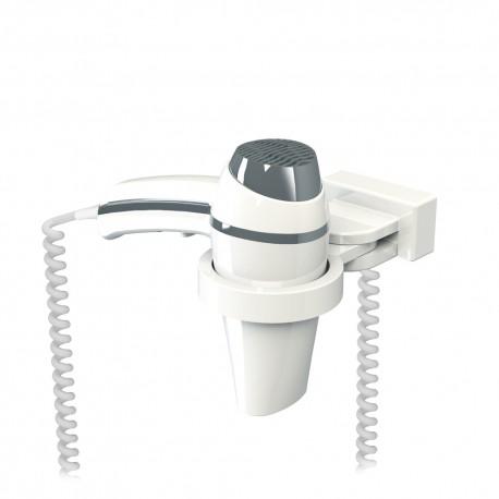 Hair dryer 1400 W, white