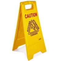 Табличка «Осторожно Мокрый пол»