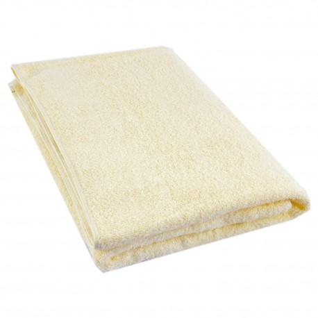 Полотенце бежевый 75*150 см