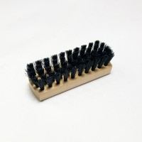 Деревянная щетка для обуви 13 cm