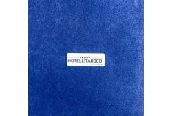 Текстильная маркировка наклейкой с прессом