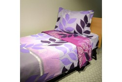 Duvet cover 150*230 cm Lily single