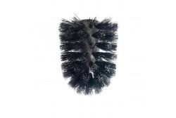 Toilet brush head black for item 3094A