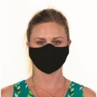 Face mask Frona black