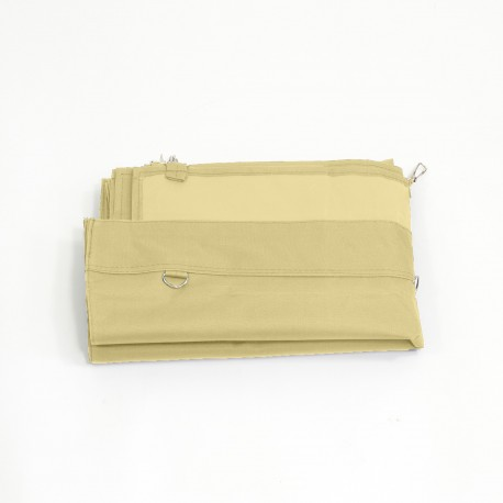 Spare beige bag for dirty linen cart CFG2
