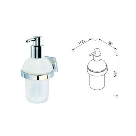 Soap dispenser, bottle 200 ml Geesa