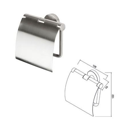 WC paberi hoidja koos kaanega Geesa