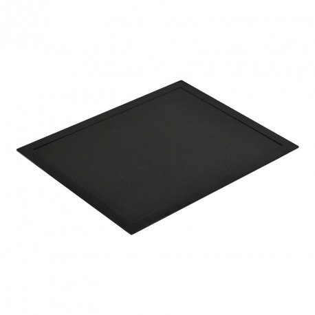 Main tray black