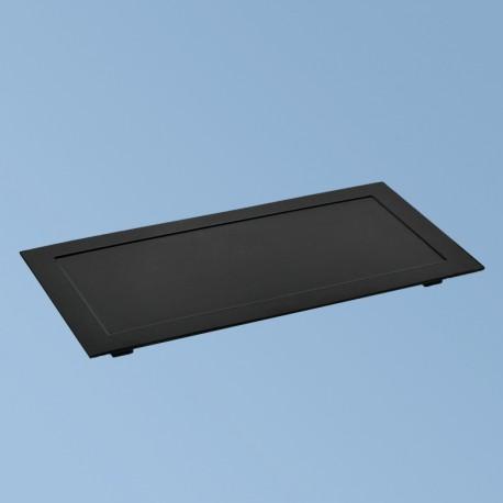 Small tray black