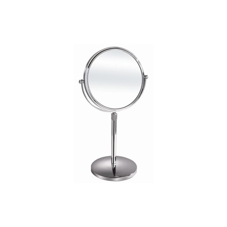 Free standing mirror, double side
