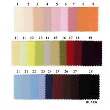 Различного цвета постельное белье