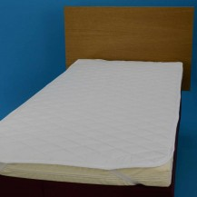 Mattress pads quilted