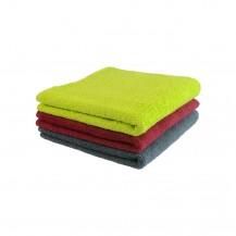 Цветные махровые полотенца 50*100 cm