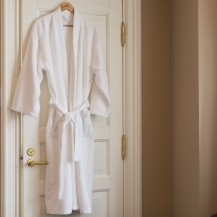 Lightfiber™ lightweight bathrobes