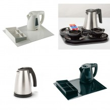 Kettles and trays