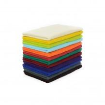 Цветные махровые полотенца 50*70 cm