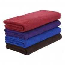 Цветные махровые одеяла 100*200 cm