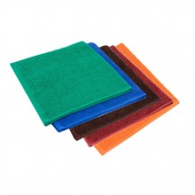Colour towels 30*50 cm